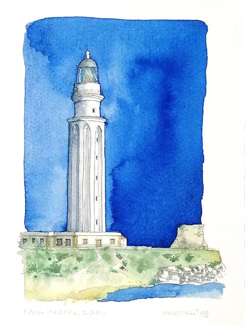 Faro de Trafalgar- Caños de Meca- Reproducción