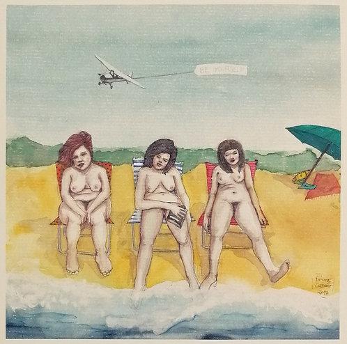 Chicas Playa- Reproducción