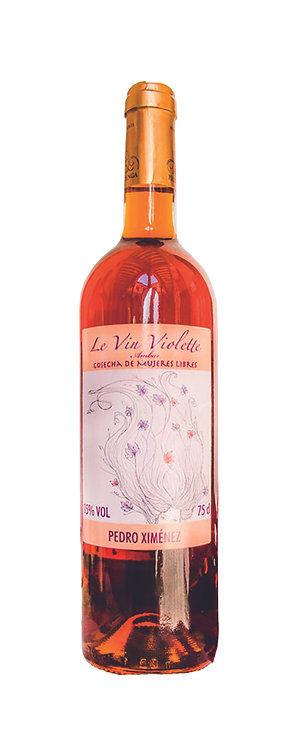 Le Vin Violette Pedro Ximénez