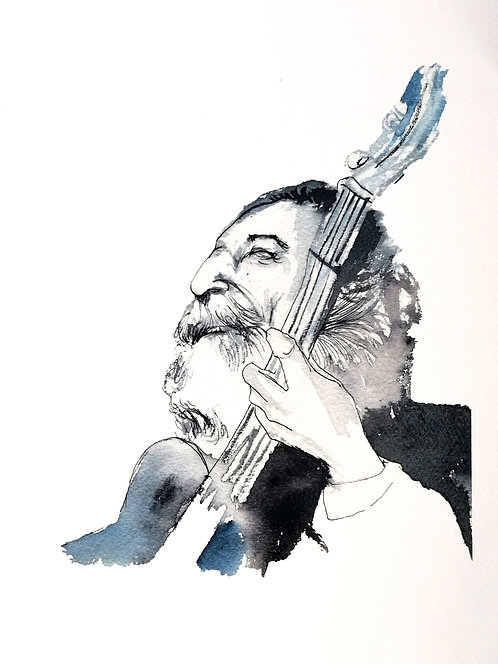 Manuel - Serie Flamenco- Reproducciön