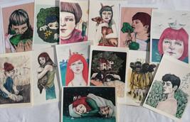 Ilustración arte Español Fatima  Castaño