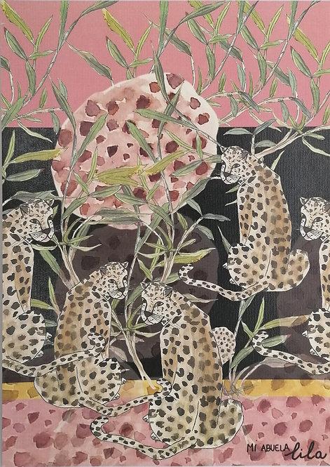 El guepardo- reproducción