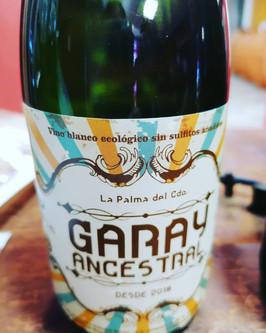 Garay Ancestral- eco wines