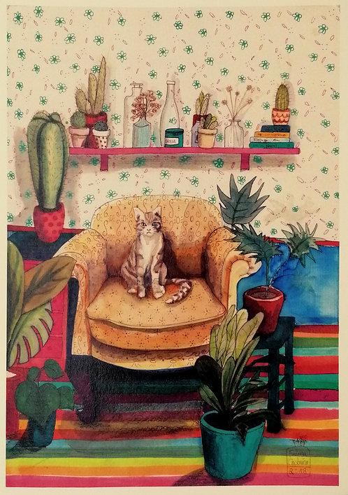 Kusturica El Gato- Reproducción