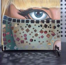 Lady Gaga Stage Set