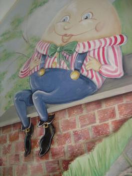 Humpty  stairwell Educare 2005.jpg