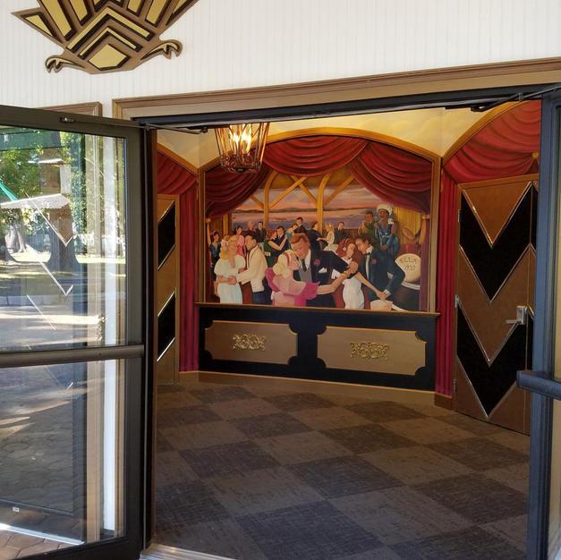 Dancehall Theater, Canobie Lake Park