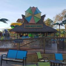 Monkey Bar, Castaway Island