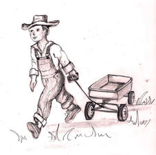Uncommon Boy Illustration, The Common Ma