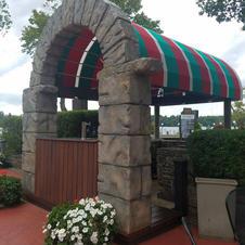 Potofino Bar Arch