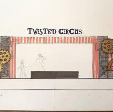 Twisted Circus at the Dancehall Theater