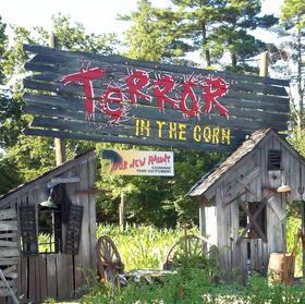 Terror In the Corn,