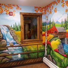 New Hampshire Children's Mural
