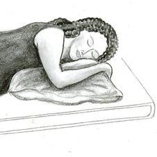 Hypnobirthing Book Illustration