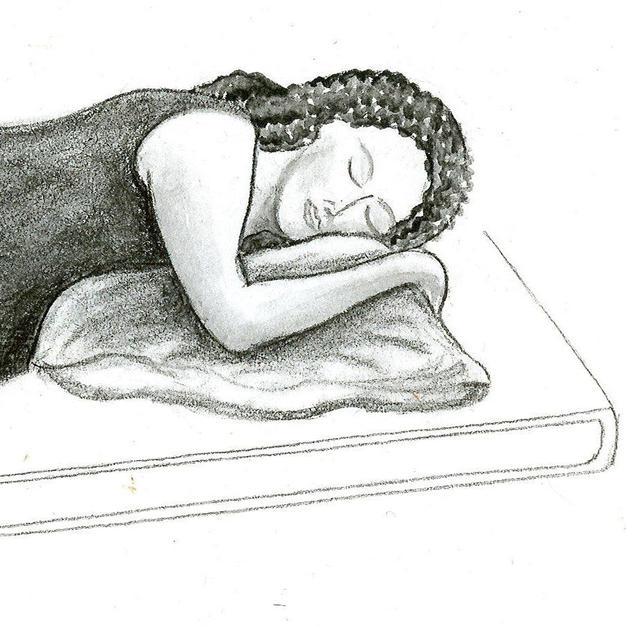 Hypnobirthing Book Illustration