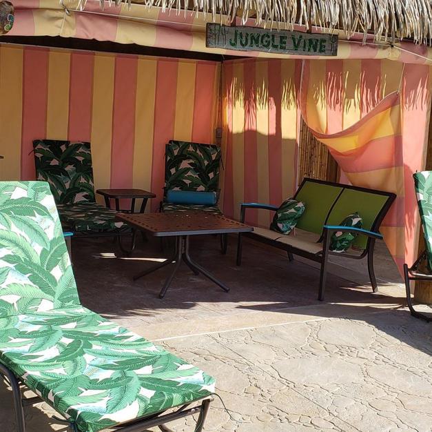 Castaway Island Cabana