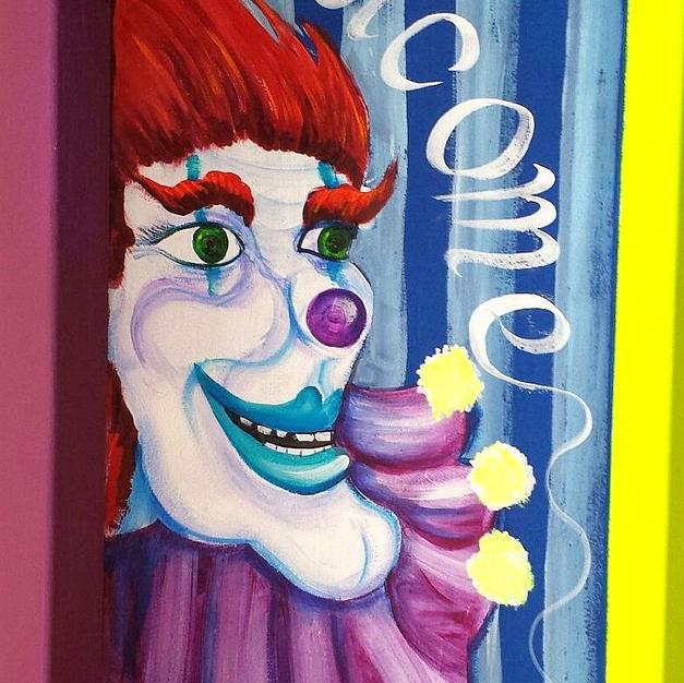 Clown Haunt, Ticket Booth