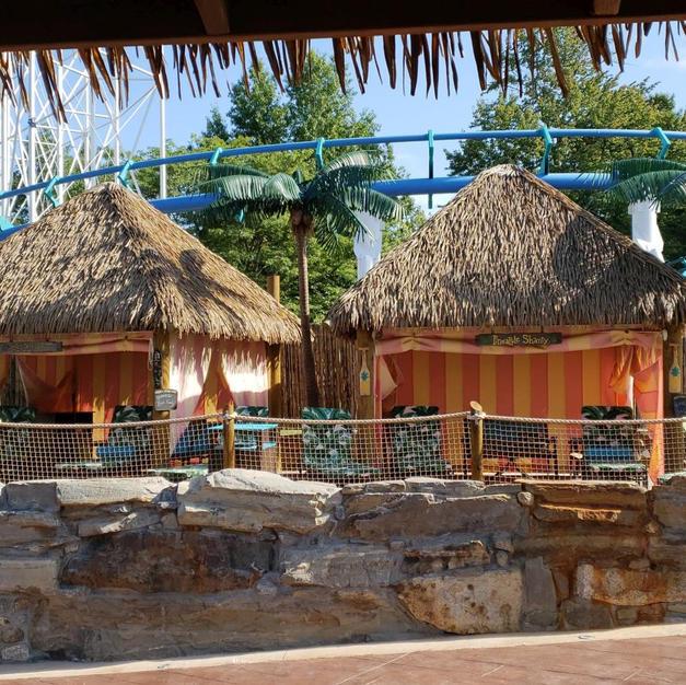 Castaway Island Cabanas