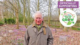Officially supported by HRH Prince Charles