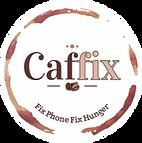 Caffix Fix Phone Fix Hunger Logo.png
