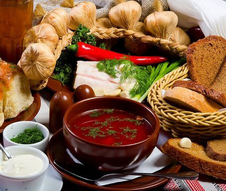 Traditional Ukrainian Food you must to try