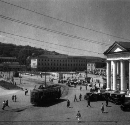 История Контрактовой площади