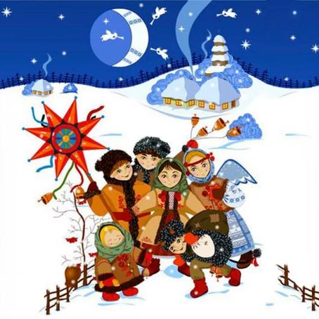 Вітаємо всіх з Різдвом Христовим!