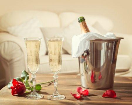День Святого Валентина в отеле