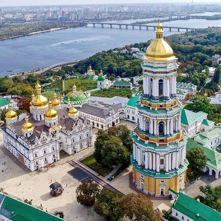 Great attractions for weekend in Kyiv