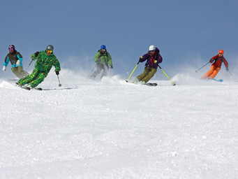 Интенсив по горнолыжной технике