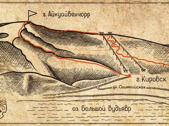 Обзорный маршрут по Айкуайвенчорру