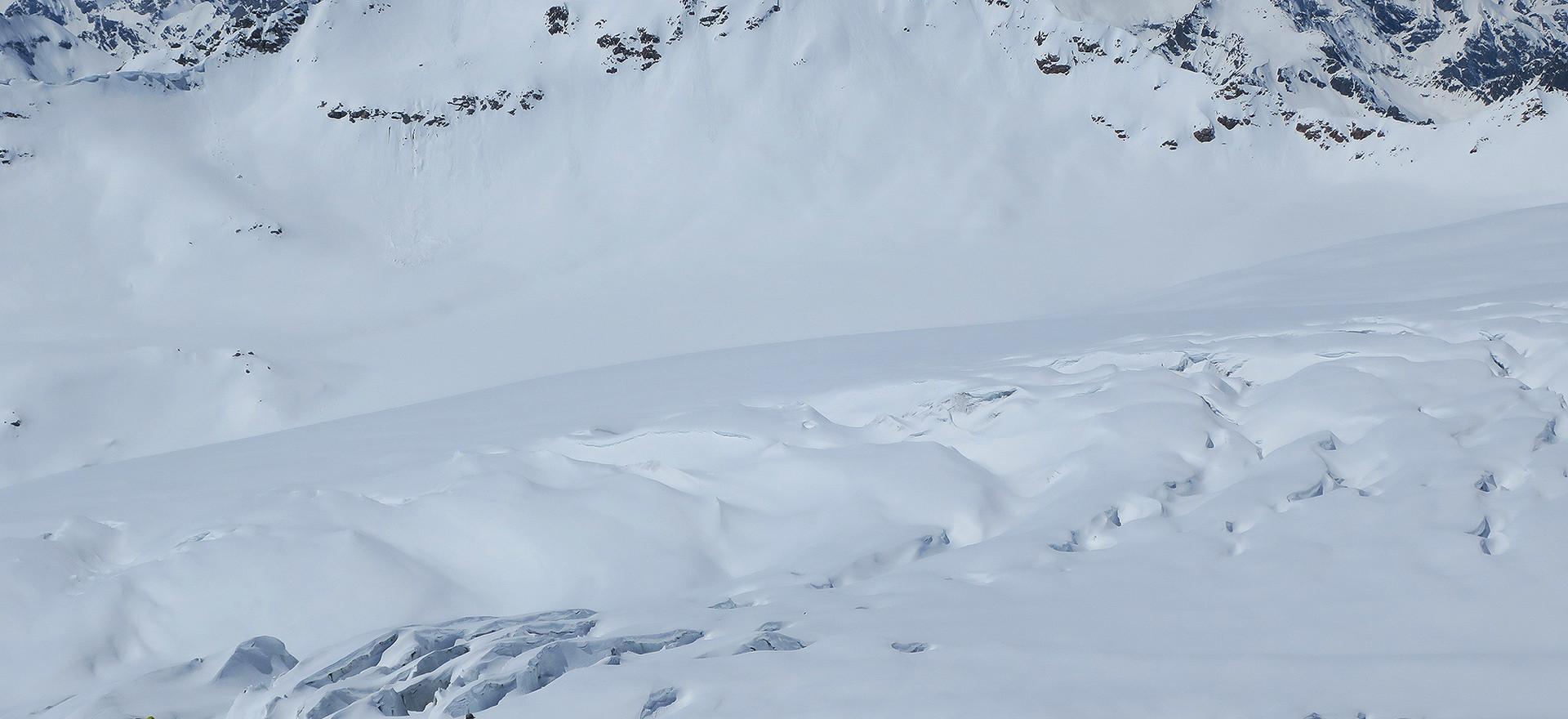 Скиальпинизм с гидом Сергеем Шестихиным в Приэльбрусье
