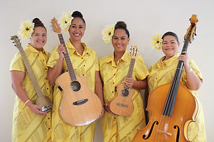 HG Yellow Instrument  - R. Kaleonahe Kau