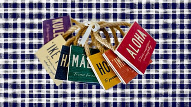Kamehameha Values Set