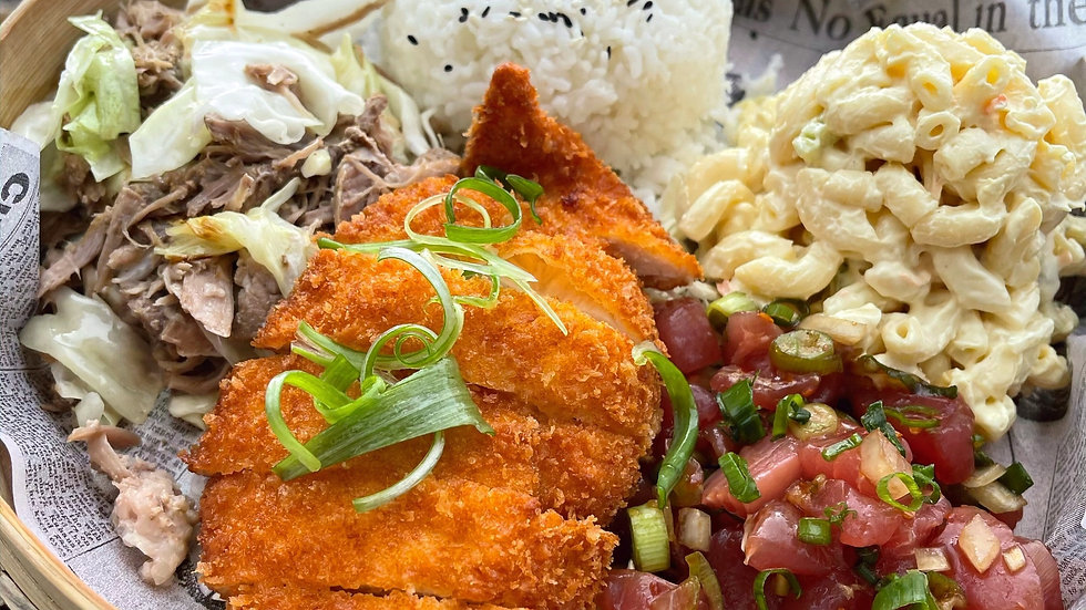 Duke's Waikiki Hoʻolauleʻa Plate