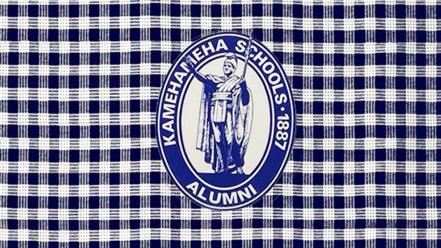 Alumni Oval Logo Decal