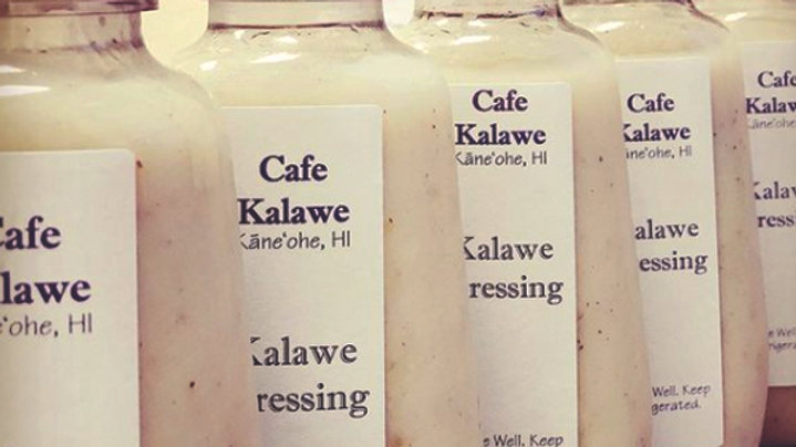 Cafe Kalawe 12oz Salad Dressing