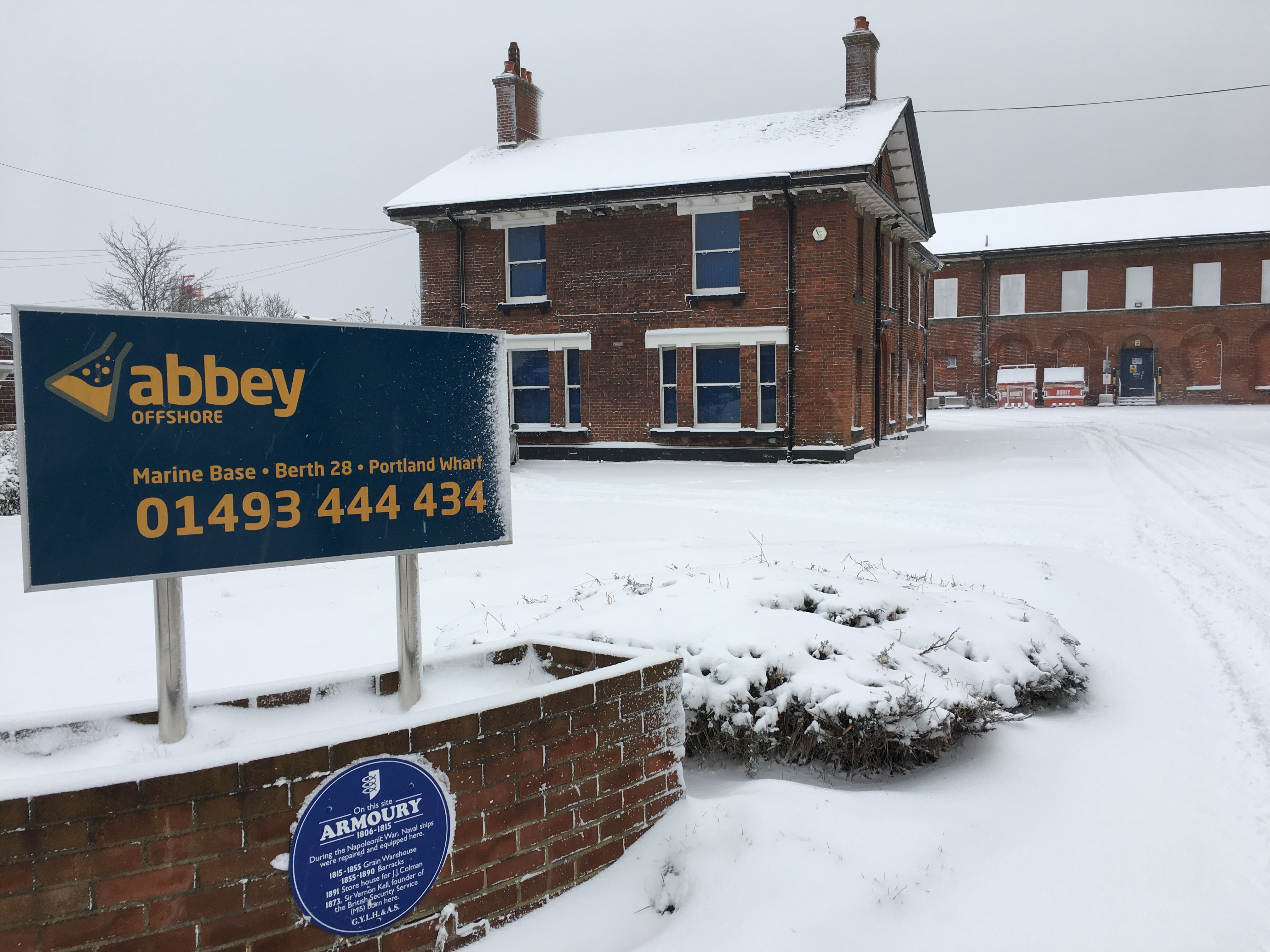 Abbey Offices