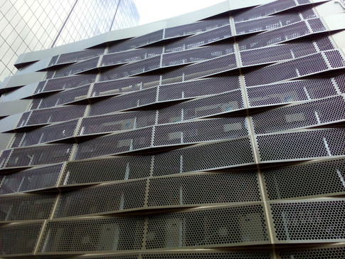 OFFICE BUILDING - FACADE