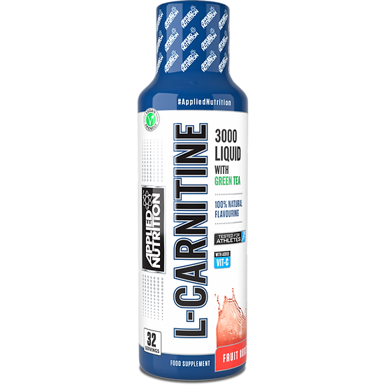 L-Carnitine Liquid 3000 with Green Tea 480ml