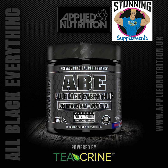 ABE APPLIED NUTRITION 30 Servings