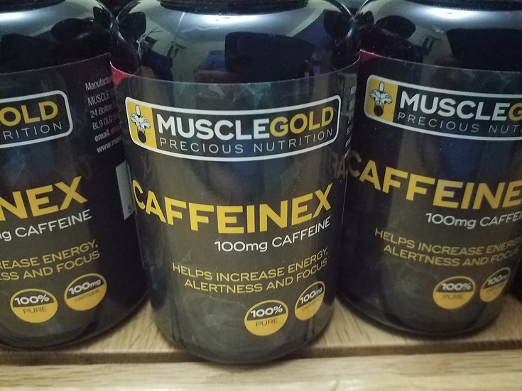 Muscle-Gold CAFFEINEX 100Mg Caffeine