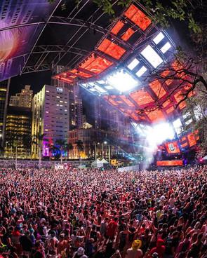 Ultra Music Festival é cancelado em Miami devido ao coronavírus