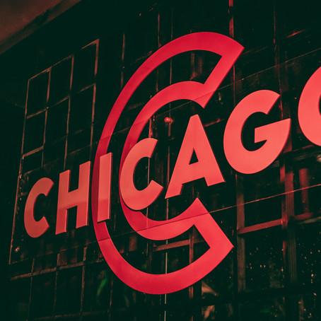 """O Talhado Club viveu uma noite inédita com a Chicago """"Mysterious Night""""."""