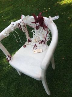gefilzter Sessel