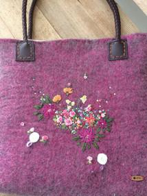 Trachtentasche fliederrosa1 BinesTraumwe