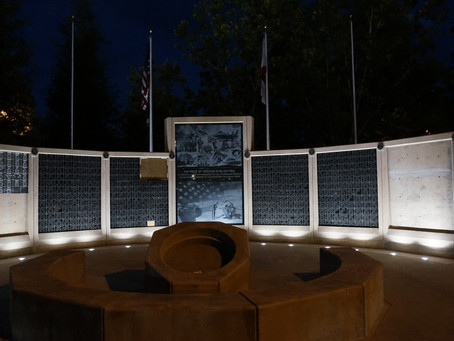 Placer County Veterans Monument now a reality