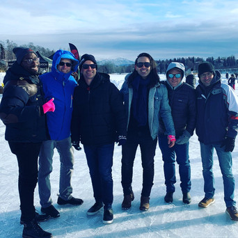 Alaska with The Doo Wop Project (Yup, it was cold!)