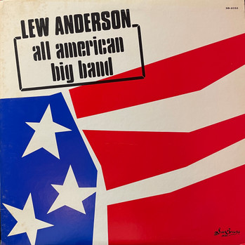 """Lew Anderson """"All American Big Band"""""""