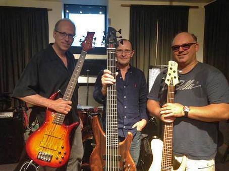 Me, Wayne Jones & Steve Millhouse